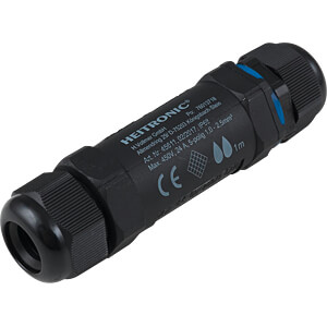 Kabelverbindung, IP68, 5-polig HEITRONIC 45611