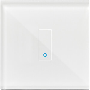 IOTTY Smart Switch, Einzelschalter, weiß IOTTY LSWE21