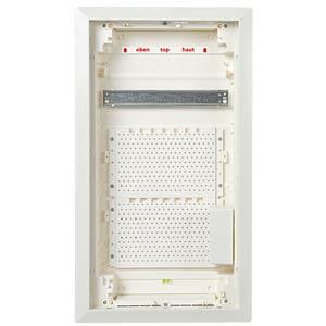 Kommunikationsverteiler Jumbo, 3-reihig, Unterputz, Hohlwand F-TRONIC JUMBO 36 K