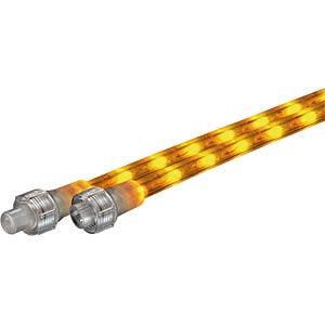 LED-Lichtschlauch-Erweiterung 660cm, gelb GEV 20443