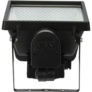 Floodlight, 120 W, with IR detector, EEC C HEITRONIC 36768