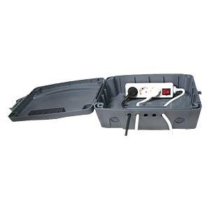 Wetterfeste Außen- Elektronikbox LOGILINK LPS223