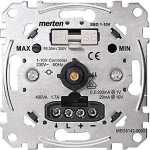 System M, Elektronik-Potentiometer-Einsatz 1-10 V MERTEN MEG5142.0000