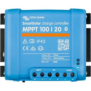 VE MPPT 100/20 - Solar Laderegler