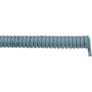ÖLFLEX SPIRAL 400 P — 3 x 0.75 — 5 m LAPPKABEL 70002628