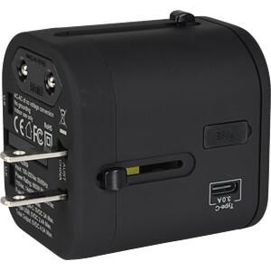 Reiseset, Powerbank + Traveladapter FREI