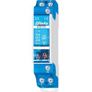 Stromstoßschalter - 1 Schließer + 1 Öffner, 230V ELTAKO S12-110-230V