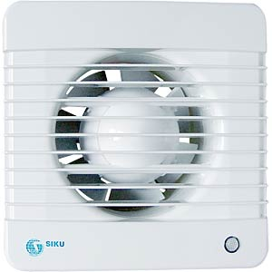 Fan, ball-bearing mounted, with timer and humidistat SIKU 27898