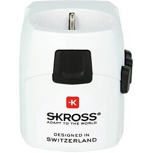 SKROSS World Adapter PRO Light USB SKROSS