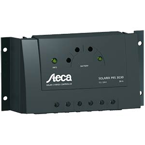 Solar Charge Controller 30A STECA 739.391