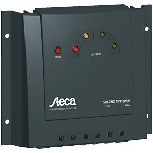 Solar charge controller, 20 A, Max Power Point Tracker STECA 729576