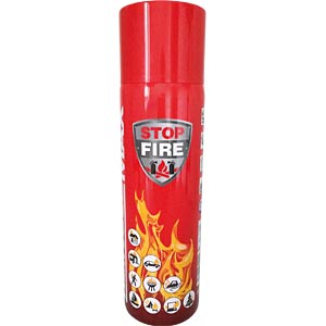 ReinoldMax Stop Fire fire extinguishing spray, 500 ml FREI