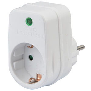 Over-voltage protection — adapter HQ EL-SPP01