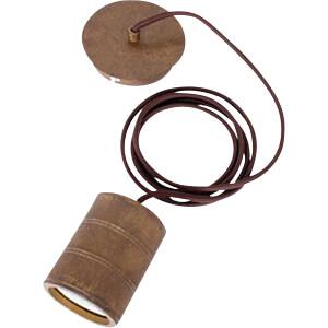 Lampenfassung Pendel, E40, bronze SYNERGY 21 S21-LED-001072