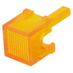 Tasterkalotte gelb - für Leuchtmelder /-taster KOPP 763709006