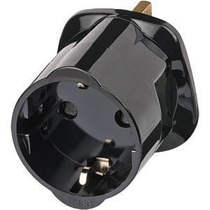 Travel Adapter GB/Schutzkontakt BRENNENSTUHL 1508533