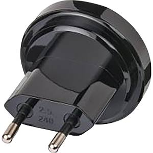 Travel adapter for Euro/USA BRENNENSTUHL 1508500