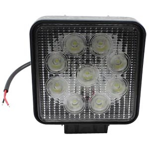 LED work light, 22 W 10-30 V DC, spot FREI