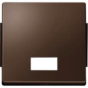 Wippe mit Symbolfenster - Aquadesign, dunkelbrasil MERTEN 343815