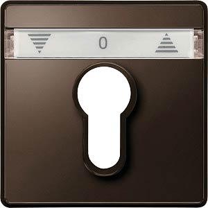 Aquadesign Schlüssel-Abdeckung, Rollladenschalter, brasil MERTEN 348215