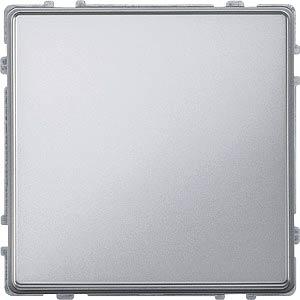 Aquadesign Blindabdeckung, aluminium MERTEN 348360