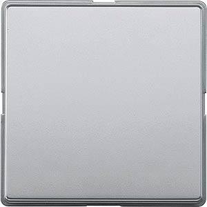 Aquadesign Sensorfläche, Kurzhubtaste, aluminium MERTEN 573860