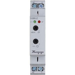 Installations-Dimmer 300VA  für LED, Energiespl. KOPP 762902011