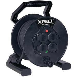 XREEL250 - 4x SSD54 - 25 m PC ELECTRIC 9250006-P