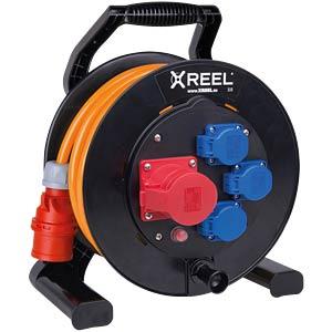 XREEL310 - 16/5 - 3x SSD54 - 25 m PC ELECTRIC 9350189-P