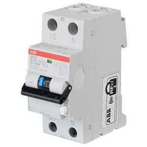 RCD/Circuit Breaker - 1P+N, B 16 A/30 mA ABB DS201B16A30