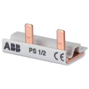 Busbar - Single-Phase, 2 Machines, Cannot be Cut to Length ABB PS1/2