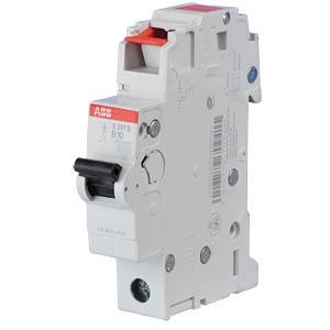 Circuit Breaker - B 10 A, 1-Pole, 6 kA ABB S201S-B10