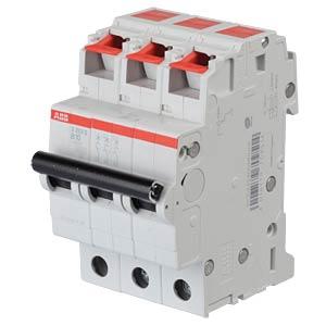 LS-Schalter - B 10 A, 3-pol, 6 kA ABB S203S-B10