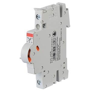 Auxiliary switch - Single, Changeover Contacts ABB S2C-H6R