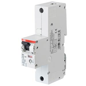 Automatic Main Circuit Breaker - Selective, 1-Pole, 25 A ABB S751DR-E25