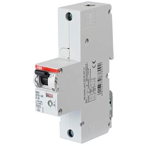 Hauptsicherungsautomat - selektiv, 1-pol, 35 A ABB S751DR-E35
