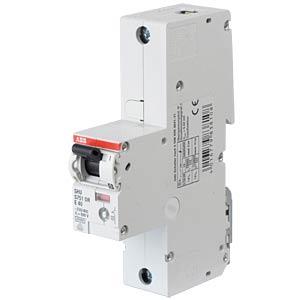 Hauptsicherungsautomat - selektiv, 1-pol, 40 A ABB S751DR-E40