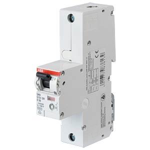 Automatic Main Circuit Breaker - Selective, 1-Pole, 50 A ABB S751DR-E50