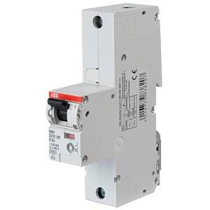 Automatic Main Circuit Breaker - Selective, 1-Pole, 63 A ABB S751DR-E63