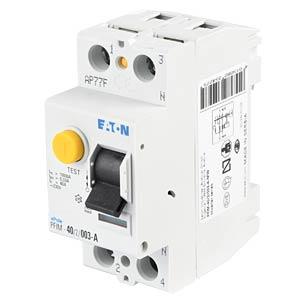 Fehlerstromschutz-Schalter, Typ A, 40 A, 30 mA, 2 polig EATON PFIM-40/2/003-A-MW