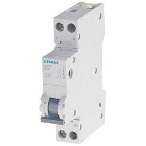 Circuit breaker, B 16 A, 1+N-pole SIEMENS 5SY6016-6