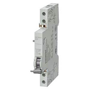 Auxiliary circuit switch, 1 NO/1 NC SIEMENS 5ST3010