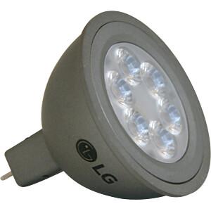 LED-Strahler GU5,3, 6 W, 400 lm, 2700 K LG M0727U35N01.ACSE.001