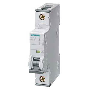 Circuit breaker, C 2 A, 1-pole SIEMENS 5SY4102-7