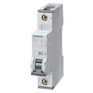 LS-Schalter, C 10 A, 1-pol SIEMENS 5SY4110-7