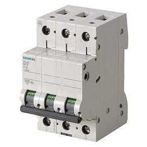 LS-Schalter, C 25 A, 3-pol SIEMENS 5SL6325-7
