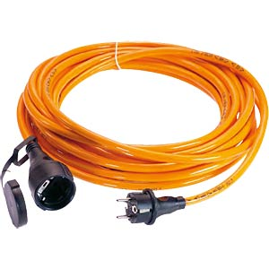 Armoured construction-site cable, 25 m/2.5 mm² FREI