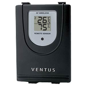 Wireless weather station with LCD colour display VENTUS W224-7