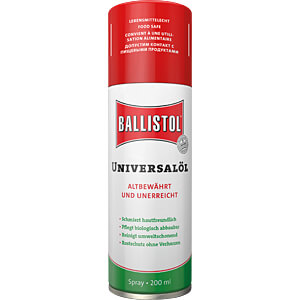 Universalöl, 200 ml, Spray BALLISTOL 21700