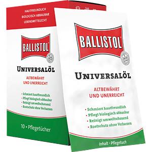 Universalöl, Tücher, 10-teilig BALLISTOL 21950
